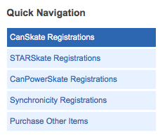 Quick Navigation: CanSkate